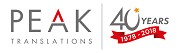Peak Translations Ltd: Exhibiting at the Foreign Direct Investment Expo