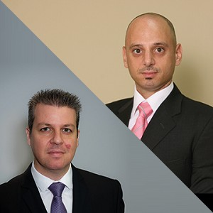 George Savvides & Pambos Kartoudes: Speaking at the Foreign Direct Investment Expo