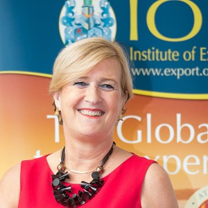 Lesley Batchelor OBE: Speaking at the Foreign Direct Investment Expo