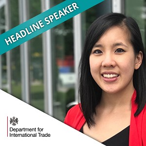 Jen Hoang: Speaking at the Foreign Direct Investment Expo