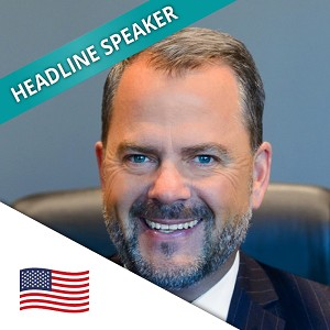 Tom Greenwood: Speaking at the Foreign Direct Investment Expo