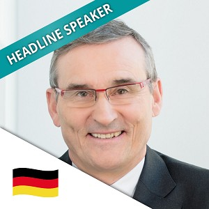 Burkhard Schneider: Speaking at the Foreign Direct Investment Expo