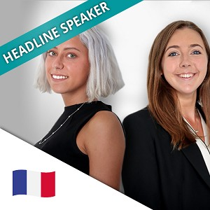 Alexandra Israel and Ella Cassidy: Speaking at the Foreign Direct Investment Expo