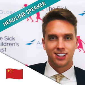 Alex Wheeler: Speaking at the Foreign Direct Investment Expo
