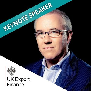Richard Simon-Lewis: Speaking at the Foreign Direct Investment Expo